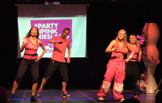 Party in Pink Zumba Aftermovie